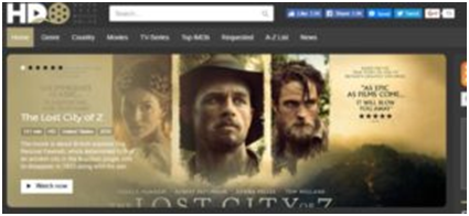 This is one of the best website out there for watching movies online for  free. One of the best features about this website ...