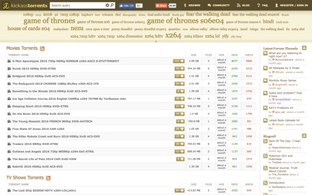 list of torrent sites for hindi movies